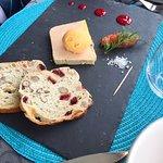 Bon foie gras.