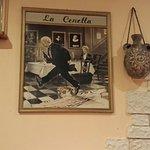 Foto de Trattoria La Cenetta