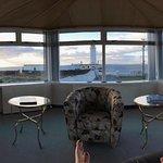 Foto de Corsewall Lighthouse Hotel
