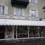 Kaffeehaus Konditorei Restaurant Thron