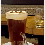 Delicious liqueur coffees