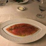 tuna foie gras