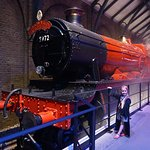 The Hogwarts Express - You can enter this as well.