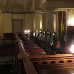 The original Supreme Court chambers are found in the Capitol building