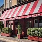 Restaurant Le Chefson - 17, rue Charles Chefson, 92270 BOIS-COLOMBES