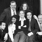 Amy Poehler at the Second City in 1995