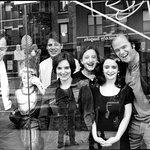 Tina Fey, Rachel Dracth in 1997