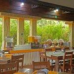 Surá Bar & Bistro breakfast