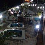Área de mini piscinas