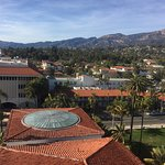 Santa Barbara County Courthouse Foto