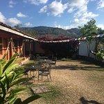 The Cafe at La Casa de Cafeの写真