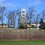 Le mura di Lucca Foto