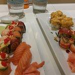 lækker sushi