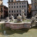 The Fountain of the Moor (Fontana del Moro)
