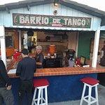 Barrio de Tango entrance