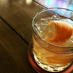 Moose Drool Old Fashioned