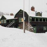 Odinsborg Cafe, unfortunately closed