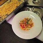 Handmade pasta from top to bottom!