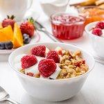 Marbles breakfast