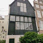La casa más antigua de Amsterdam
