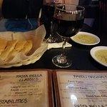 Wine, Bread and Oil