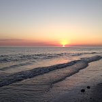 Sunset at Siesta Beach is special