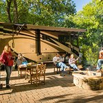 RV patio sites