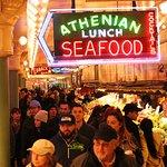 Inside Pike Place Market