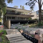 Laura talking about a Richard Neutra house in Silver Lake