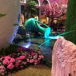 Hotel Bellagio Springbrunnen Foto