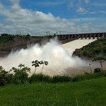 Photo de Centrale hydroélectrique d'Itaipu