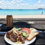 Beach BBQ with Beer - Aussie style | Whitehaven Xpress