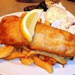 Fish & Chips (11.95)