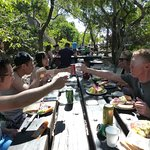 Whitehaven Beach BBQ Lunch - Cheers | Whitehaven Xpress