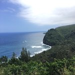 Pololu Valley Lookout Foto