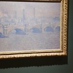 I saw this painting by Monet.