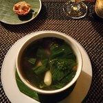Betel leaf soup