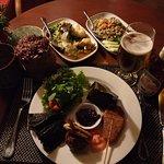 Lao set menu