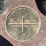 صورة فوتوغرافية لـ Four Corners Monument