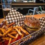 Rocky Mountain Burger (Elk)