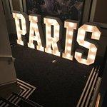 Paris Grill after dark