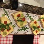 """""""Gruß aus der Küche"""" von Chefkoch Shashika im Crave @ Hilton Dubai The Walk."""