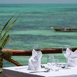 The Island - Pongwe Lodge Restaurant