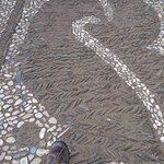 Feb 2018 - Al-Hambra (astounding mosaic stone pathway)