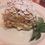 Десерт от шеф повара