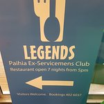 Photo of Legends Restaurant