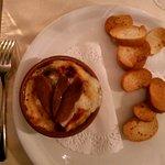 Camembert Rôti et tranches de Magret