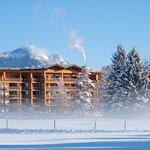 Sonnenalp Resort - Winterlandschaft