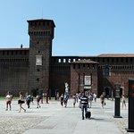 Foto de Castello Sforzesco