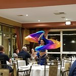 10 minute entertainment by Belly Dancer